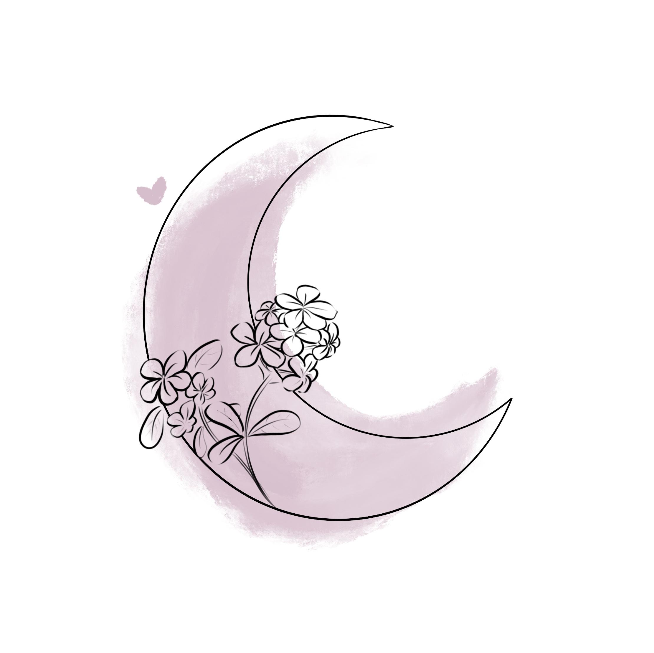 logo douceur de lune